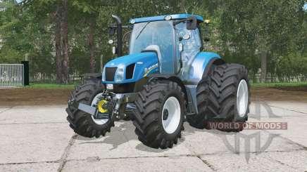 New Holland Ʈ6.175 for Farming Simulator 2015