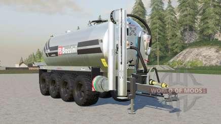 Bossini B4 350 v1.1 for Farming Simulator 2017