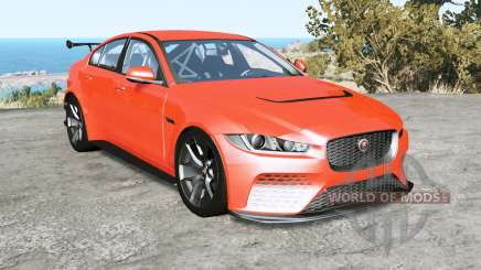 Jaguar XE SV Project 8 Touring 2019 for BeamNG Drive
