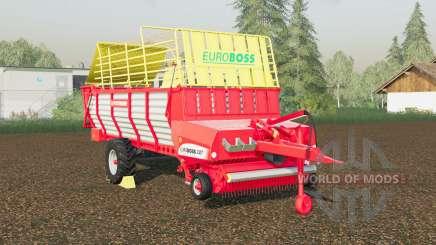 Pottinger EuroBoss 330 Ŧ for Farming Simulator 2017