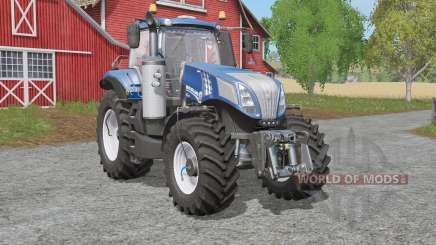 New Holland T8-series Blue Power for Farming Simulator 2017
