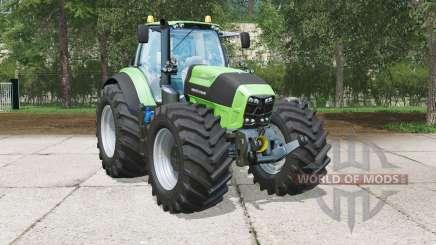 Deutz-Fahr 7250 TTV Agrotrꝺn for Farming Simulator 2015