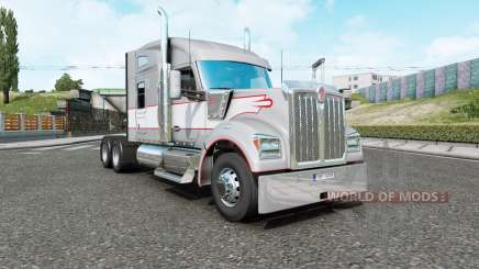 Kenworth W990 v1.2.3 for Euro Truck Simulator 2