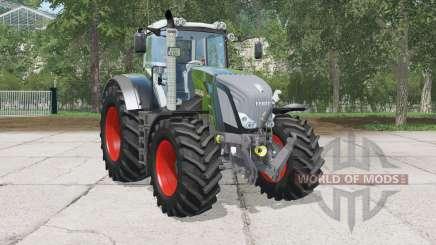 Fendt 828 Vario Black Beautұ for Farming Simulator 2015