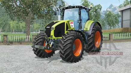 Claas Axioꞑ 950 for Farming Simulator 2015