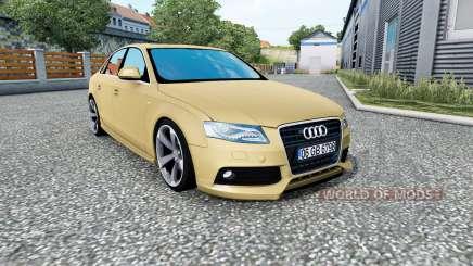 Audi S4 (B8) 2009 for Euro Truck Simulator 2