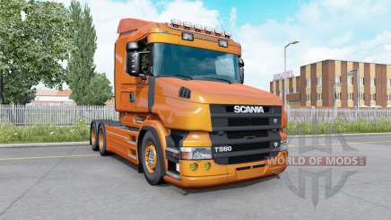 Scania T-series for Euro Truck Simulator 2