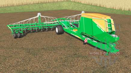 Amazone Condor 15001 plants everything for Farming Simulator 2017