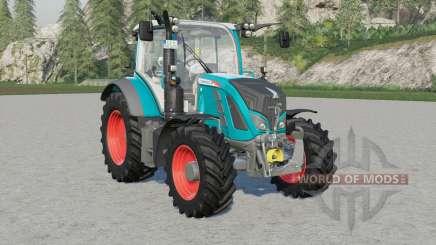 Fendt 500 Variø for Farming Simulator 2017