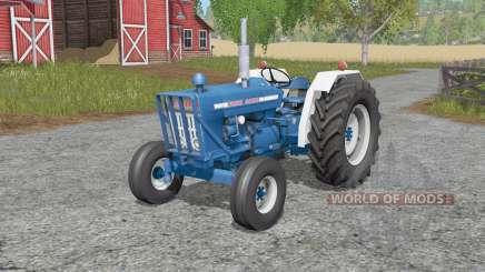 Ford 4000〡ⴝ000〡7000 for Farming Simulator 2017