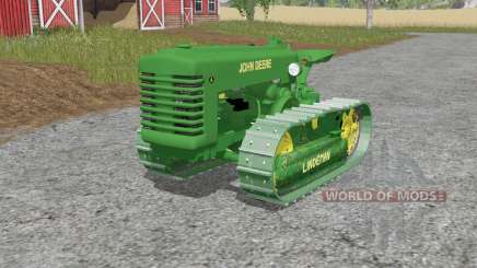John Deere BꝌ for Farming Simulator 2017