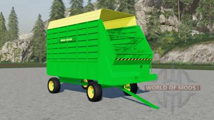 John Deere 714 for Farming Simulator 2017