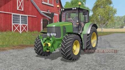 John Deere 6330 for Farming Simulator 2017