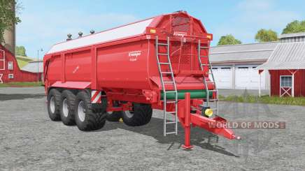 Krampe Bandit 9৪0 for Farming Simulator 2017