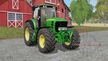 John Deere 7030 Premiuꬺ for Farming Simulator 2017