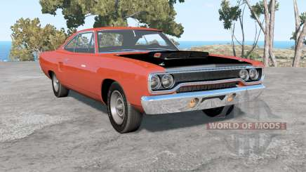 Plymouth Road Runneᵲ for BeamNG Drive
