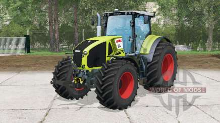 Claas Axion 9ƽ0 for Farming Simulator 2015