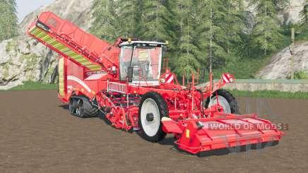 Grimme Varitron 470 Platinum Terra Trac v1.0.1 for Farming Simulator 2017