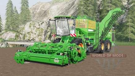Holmer Terra Dos Tꝝ-40 for Farming Simulator 2017