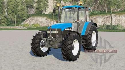 New Holland 8060 for Farming Simulator 2017