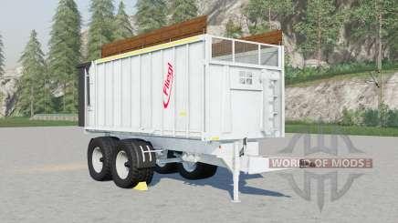 Fliegl TMK 266 Bulɫ for Farming Simulator 2017