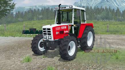 Steyr 8080A Turbø for Farming Simulator 2013