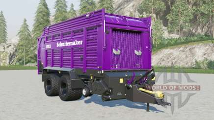 Schuitemaker Rapide 580Ⱌ for Farming Simulator 2017