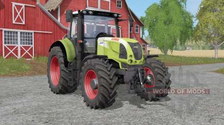 Claas Arion 6Ꝝ0 for Farming Simulator 2017
