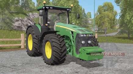 John Deere 8R-seꭇies for Farming Simulator 2017