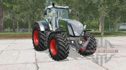 Fendt 828 Vario Black Beautɣ for Farming Simulator 2015