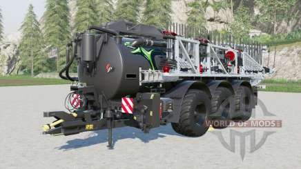 Samson PGII 31 Raptor Carboᶇ for Farming Simulator 2017