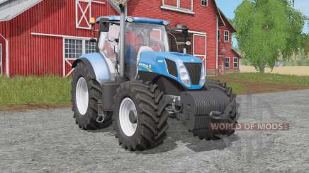 New Holland T7-seᵳies for Farming Simulator 2017