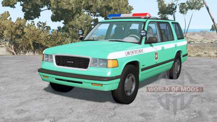 Gavril Roamer U.S. Forest Service for BeamNG Drive