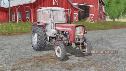 Ursus C-ƺ55 for Farming Simulator 2017