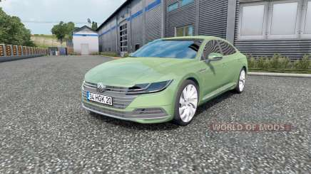 Volkswagen Arteon for Euro Truck Simulator 2