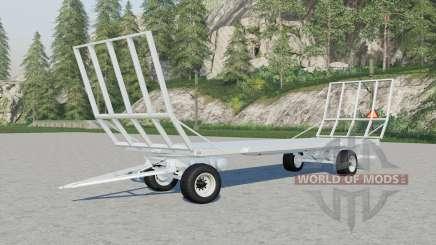 Fliegl DPW 120 & 180 for Farming Simulator 2017