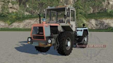 Skoda-LIAⱫ 180 for Farming Simulator 2017