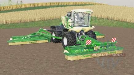 Krone BiG M ƽ00 for Farming Simulator 2017