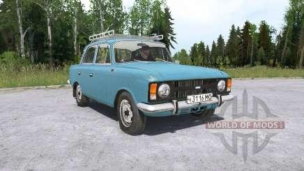 Muscovite-412 for MudRunner