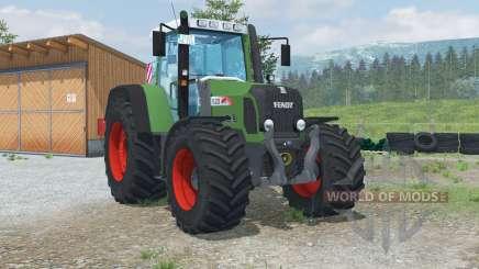 Fendt 820 Vario TMꚂ for Farming Simulator 2013