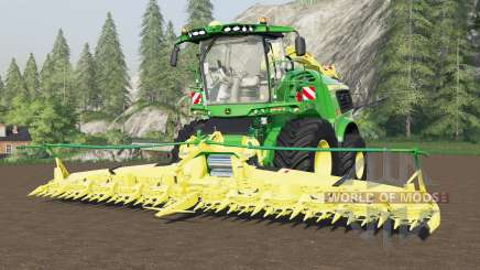 John Deere 9000i-serieᶊ for Farming Simulator 2017