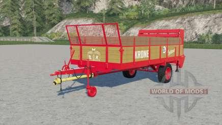 Krone Optimaᵵ for Farming Simulator 2017