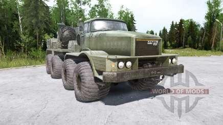 NAMI-0127 for MudRunner