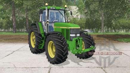 John Deerҽ 7810 for Farming Simulator 2015
