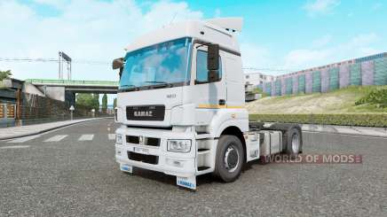Kamaz-54୨0 for Euro Truck Simulator 2