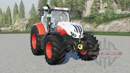 Steyr 4105 Profi CVT for Farming Simulator 2017