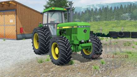 John Deere 48ⴝ0 for Farming Simulator 2013
