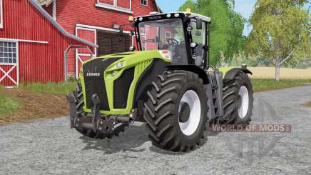 Claas Xerion 4000〡4500〡5000 Traꞔ VC for Farming Simulator 2017