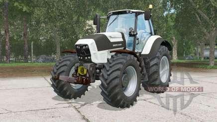 Deutz-Fahr 7250 TTV Agrotrɵn for Farming Simulator 2015