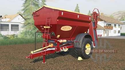 Bredal K10ƽ for Farming Simulator 2017